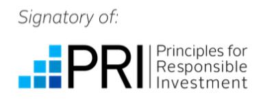 Signatory of PRI logo